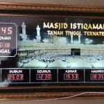 Jam Digital Masjid Com